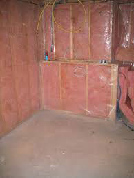 Basement blanket insulation burlington hamilton oakville for Basement wall insulation blanket
