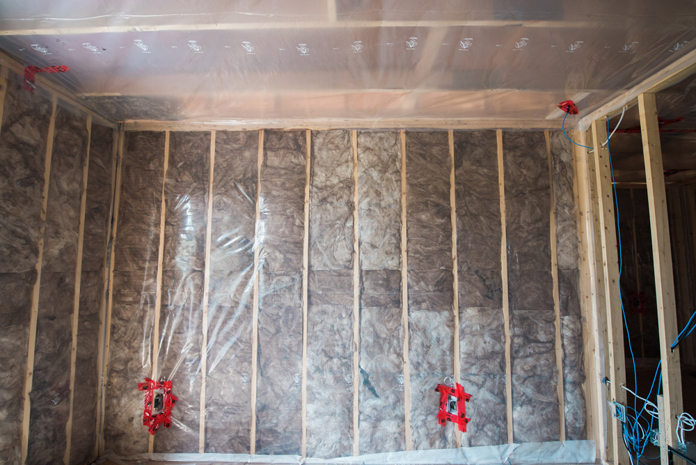 Residential Wall Insulation Burlington Hamilton Oakville
